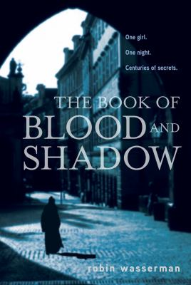 Cover image for The Book of Blood and Shadow