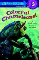 Colorful Chameleons!