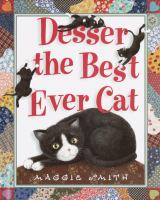 Desser, the Best Ever Cat