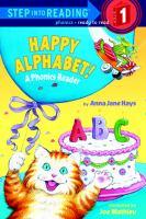 Happy Alphabet!