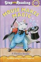 Mouse Makes Magic
