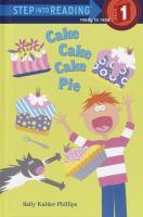 Cake, Cake, Cake, Pie