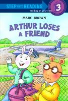 Arthur Loses A Friend