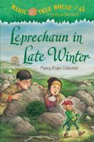 Leprechaun In Late Winter/(Magic Tree House #43 - A Stepping Stone Book)