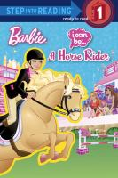 Barbie I Can Be-- A Horse Rider