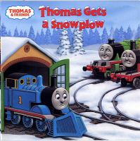Thomas Gets A Snowplow