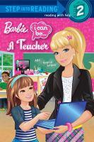 Barbie I Can Be-- A Teacher