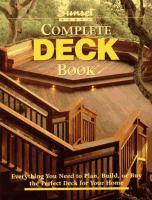 Complete Deck Book