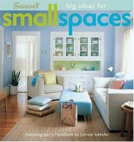 Big Ideas for Small Spaces