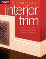 Decorating With Interior Trim