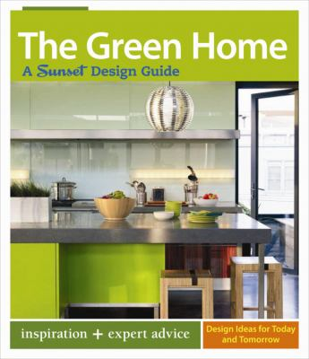 The Green Home book cover