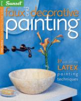 Faux and Decorative Painting