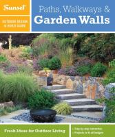 Paths, Walkways & Garden Walls