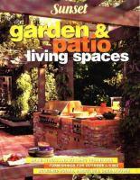 Garden & Patio Living Spaces