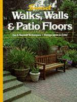Walks, Walls & Patio Floors