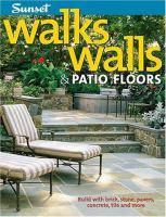 Walks Walls & Patio Floors