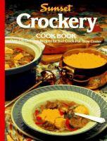 Crockery Cook Book