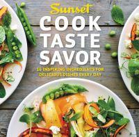 Sunset Cook Taste Savor