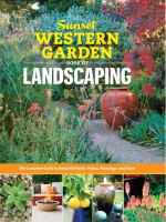 Sunset Western Garden Book of Landscaping