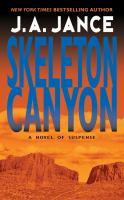 Skeleton Canyon : A Joanna Brady Mystery