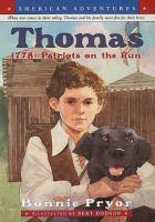 Thomas 1778 - Patriots On The Run
