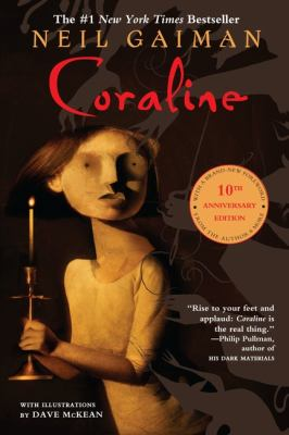 Cover image for Coraline