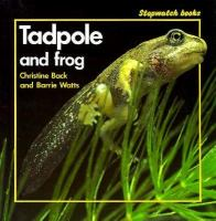 Tadpole and Frog