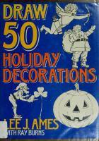 Draw 50 Holiday Decorations