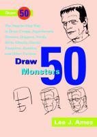Draw 50 Famous Cartoons
