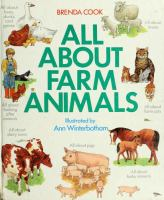 All About Farm Animals