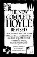 The New Complete Hoyle