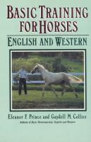 Basic Training for Horses