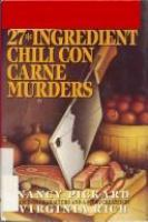 The 27 Ingredient Chili Con Carne Murders