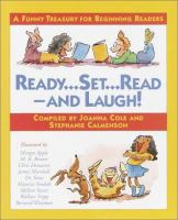 Ready, Set, Read-- and Laugh!