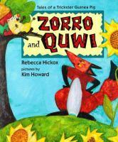 Zorro and Quwi