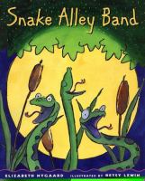 Snake Alley Band