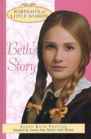 Portraits of Little Women, Beth's Story