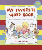 My Favorite Word Book