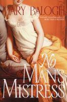 No Man's Mistress