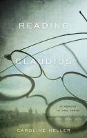 Reading Claudius