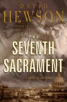 The Seventh Sacrament :[a Novel of Suspense]
