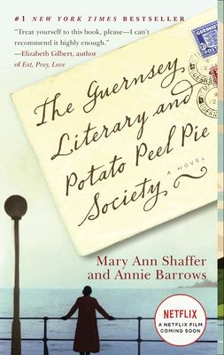 Shaffer Book club in a bag. The Guernsey Literary and Potato Peel Pie Society