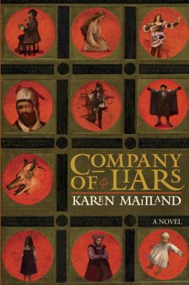 Cover image for Company of Liars