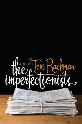 Book cover of the Imperfectionists