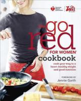Go Red For Women Cookbook