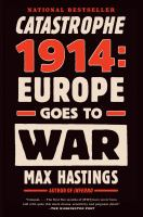 Catastrophe 1914