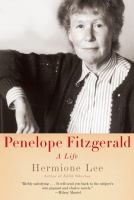 Cover of Penelope Fitzgerald: A Lif