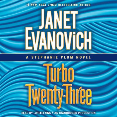 Cover image for Turbo Twenty-three