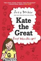 Kate the Great--except When She's Not