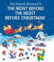 Richard Scarry's The Night Before the Night Before Christmas